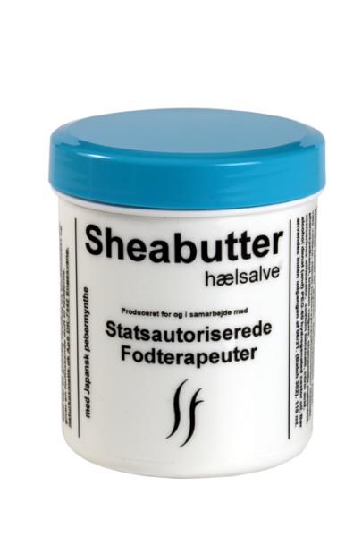 02 – Sheabutter hælsalve